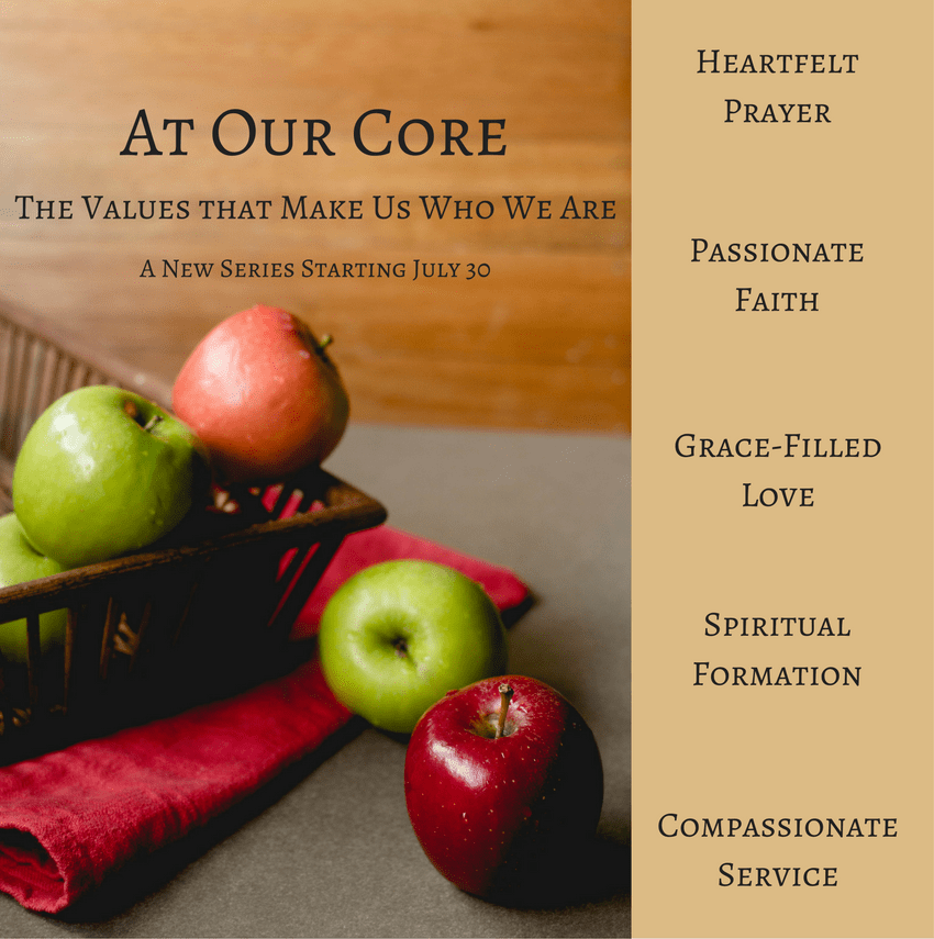 Core Values Sermon Series 2017_Website