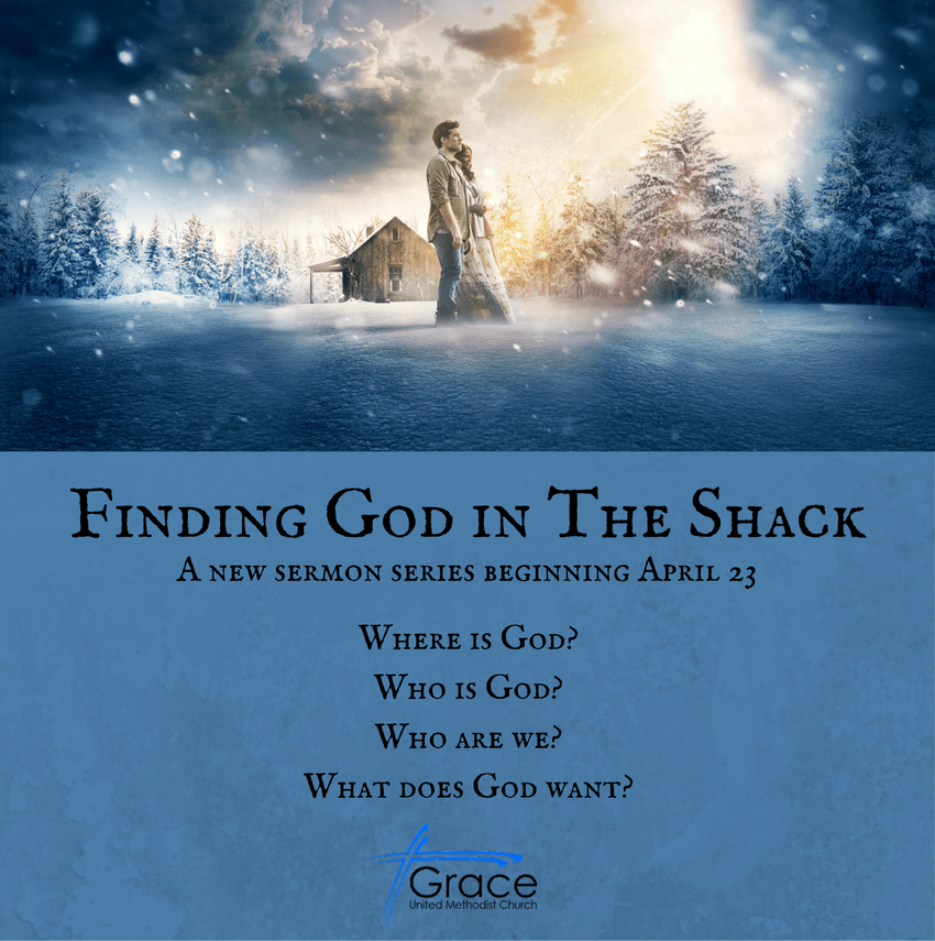 Finding God in The Shack 2017_Website